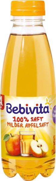 Bebivita Бебешки сок /меки ябълки/ 500мл.